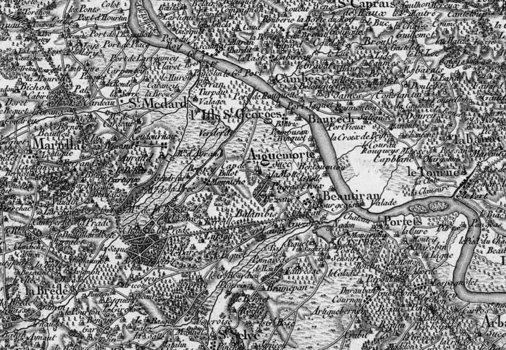 cassini 1750